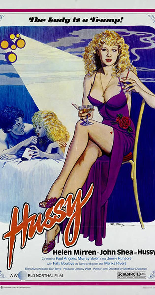Watch Full HD Movie Hussy (1980)