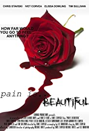 Pain Is Beautiful Poster