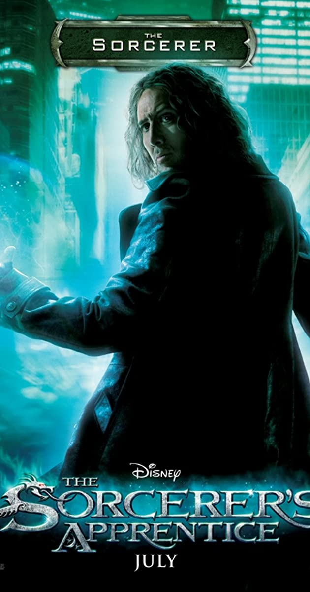 The Sorcerer's Apprentice (2010) - IMDb