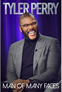 Tyler Perry: Man of Many Faces (2021)