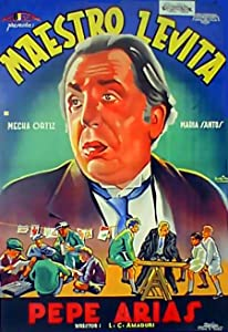New english movie for free download Maestro Levita Argentina [640x960]