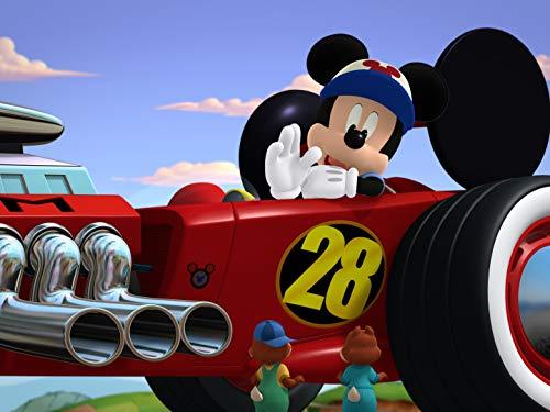 Mickey's Mixed-Up Motor Lab/Wishy Washy Helpers (2019)