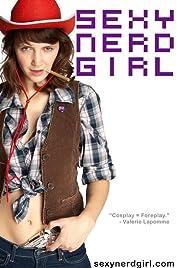 Sexy Nerd Girl Poster
