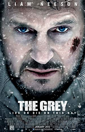 Image for the movie, The Grey