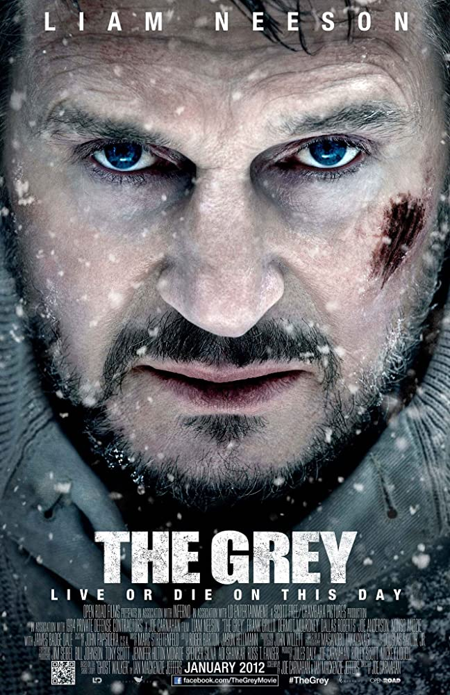 The Grey (2011) Dual Audio Hindi Dubbed Full Movie 350MB BluRay 480p x264 ESubs Download