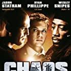 Ryan Phillippe, Wesley Snipes, and Jason Statham in Chaos (2005)