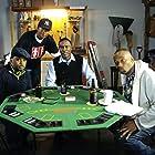 Abdul Malik Abbott, Joe Clair, Carl Anthony Payne II, and Richard Brooks in Who Da Man? (2010)
