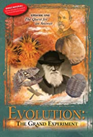 Evolution: The Grand Experiment Poster