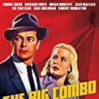 Cornel Wilde and Jean Wallace in The Big Combo (1955)