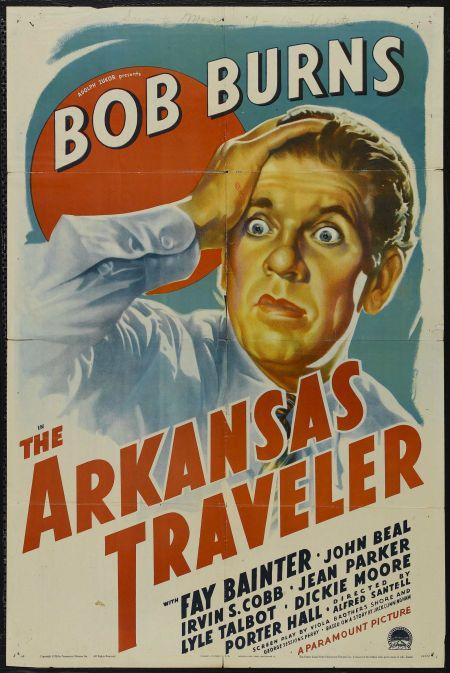 Bob Burns in The Arkansas Traveler (1938)