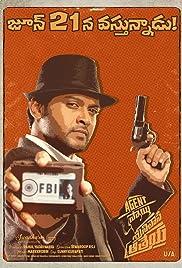 Agent Sai Srinivasa Athreya Poster