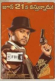 Agent Sai Srinivasa Athreya (2019) HDRip telugu Full Movie Watch Online Free MovieRulz