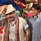 Rishi Kapoor and Ali Zafar in Chashme Baddoor (2013)