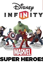 Disney Infinity: Marvel Super Heroes Poster