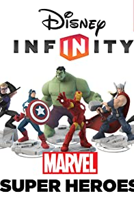 Primary photo for Disney Infinity: Marvel Super Heroes