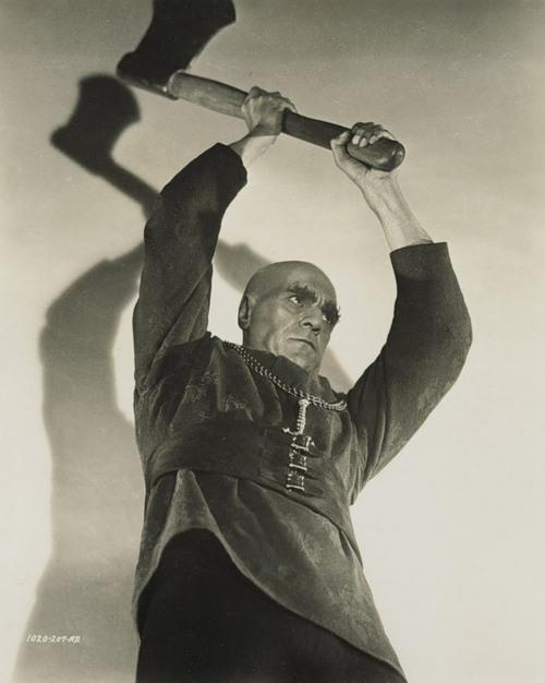 Boris Karloff in Tower of London (1939)