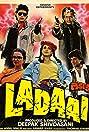 Ladaai (1989) Poster