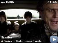 imdb series of unfortunate events movie