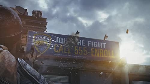 Tom Clancy's The Division: The Snowdrop Engine