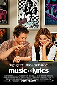 Drew Barrymore and Hugh Grant in Music and Lyrics (2007)
