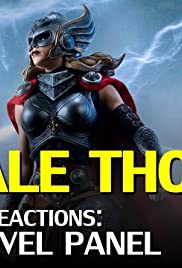 Female Thor/Marvel Comic Con Reaction Commentary Poster