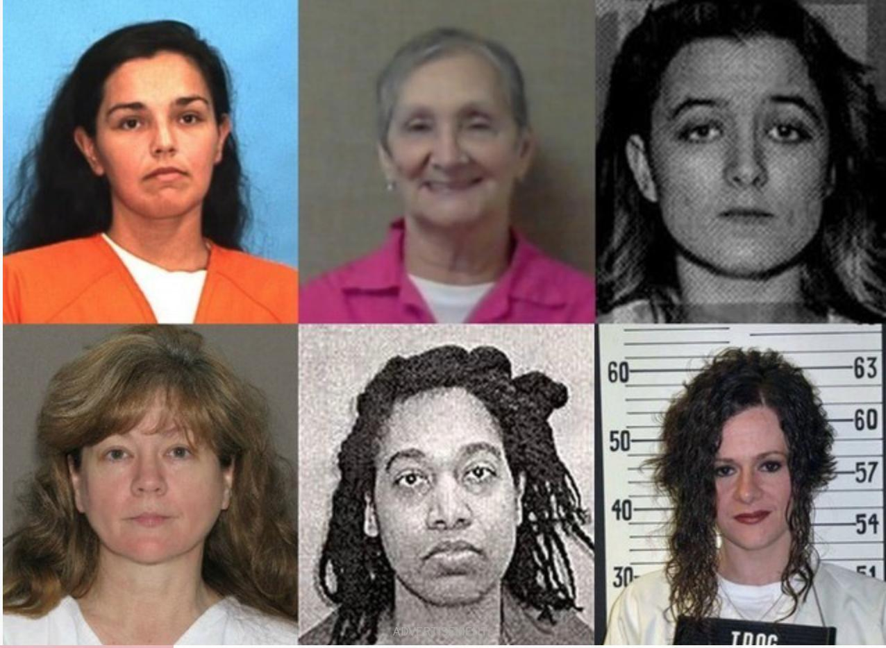 Death row pictures women inmates These are