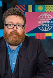 Frankie Boyle's New World Order Poster
