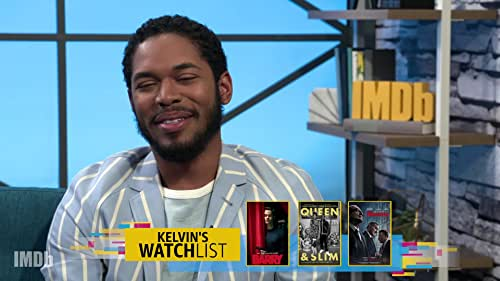 Kelvin Harrison Jr. Gets Schooled by His Watchlist