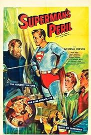 Superman's Peril Poster