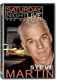 Primary photo for Saturday Night Live: The Best of Steve Martin