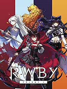 RWBY: Volume 4 in hindi download free in torrent