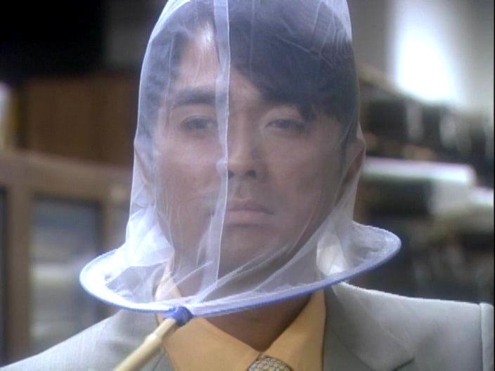 Ken Ishiguro in Shomuni (1998)