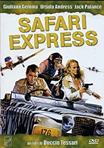 Download the Safari Express full movie tamil dubbed in torrent