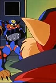 The Dark Side of the Swat Kats Poster