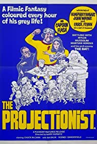 The Projectionist (1975) Poster - Movie Forum, Cast, Reviews