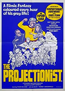 English downloaded movies The Projectionist [WEBRip]