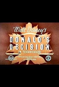 Donald's Decision (1942)