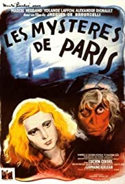 Les mystères de Paris (1943) Poster - Movie Forum, Cast, Reviews