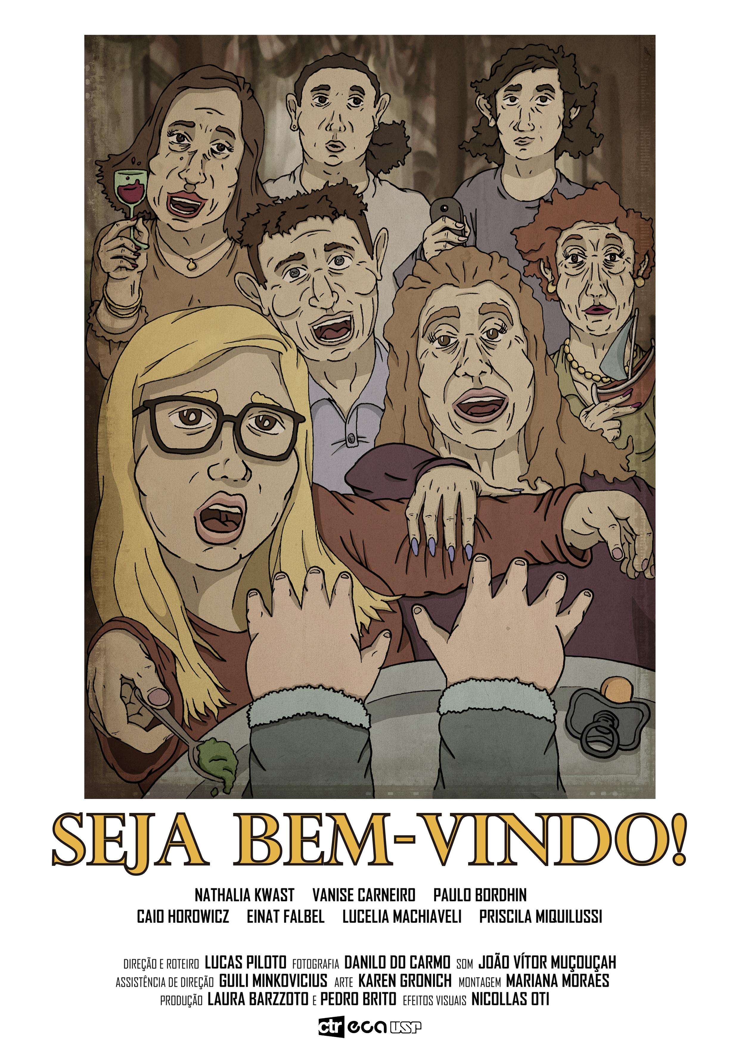 Seja Bem-Vindo! (2017)