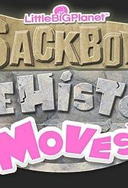 Sackboy's Prehistoric Moves Poster