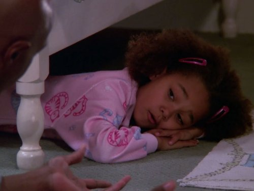 Parker McKenna Posey in My Wife and Kids (2001)