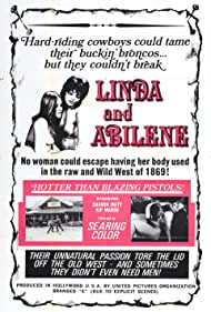 Linda and Abilene Poster - Movie Forum, Cast, Reviews