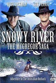 Snowy River: The McGregor Saga Poster