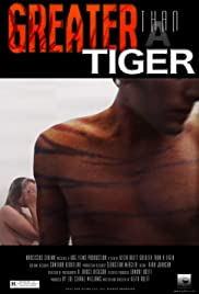 Greater Than a Tiger Poster
