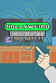 Hollyweird Laboratories Poster