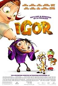 Steve Buscemi, John Cusack, Sean Hayes, and Molly Shannon in Igor (2008)