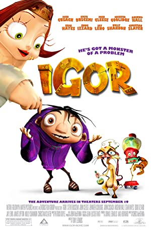 Igor Poster Image