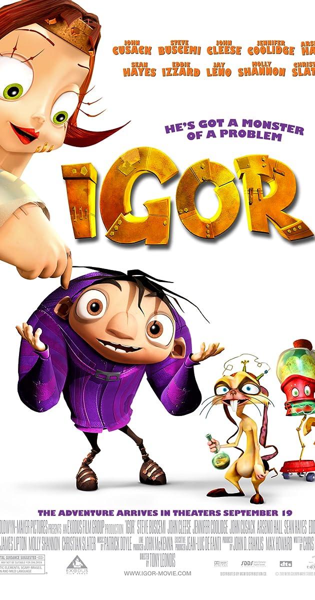 Watch Full HD Movie Igor (2008)