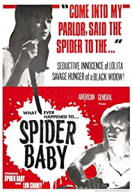 Jill Banner and Beverly Washburn in Spider Baby or, the Maddest Story Ever Told (1967)