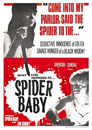 Where to stream Spider Baby or, the Maddest Story Ever Told